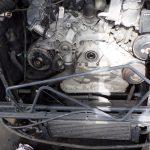 エンジン不動の為入庫修理 G320 修理